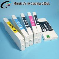 New Hot Sale Mimaki LH100 UV Ink 220ml Cartridge UJF-706 with Chip