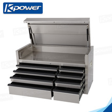 41 Inch 8 Drawers Professional Us General Tool Box With Keys