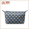 2017 Special cosmetic bag with pocket mesh tote bag pattern