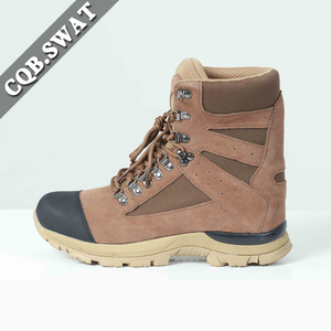 Anti-degumming Mexican Boot Manufacturers Cheap Black Swat Work Boots  Hiking Boots for Outdoor