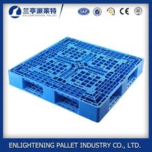Double faced,single faced heavy duty plastic pallet for rack,stacking use