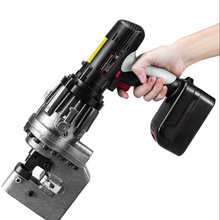Odetools BE-MHP-20B cordless <span class=keywords><strong>perforatrice</strong></span> foro quadrato puncher Rettangolo foro puncher