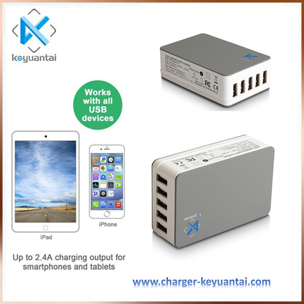 USB battery power charger with smart IC KC approved