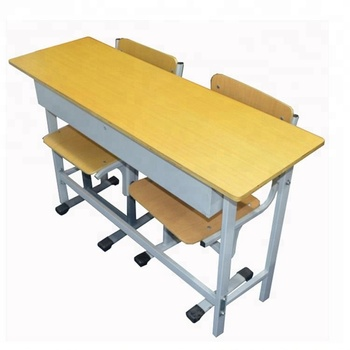 Pleasing Best Price Wooden Desktop Adjustable School Classroom Double Desk And Chair For Kid Children Adult Buy Wooden Top Desk And Chair Classroom Double Ocoug Best Dining Table And Chair Ideas Images Ocougorg