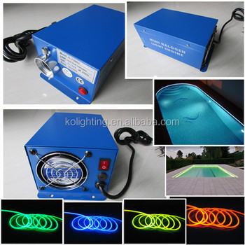Super Power 75w Mini 8 Colors Wheel Fiber Optic Halogen Illuminator