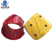 Rigid Roller centralizer used in deep water Horizon Well