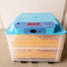 High hatching rate 112 eggs mini chicken egg incubator for sale