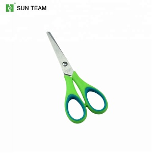 School Smart Softgrip Scissors