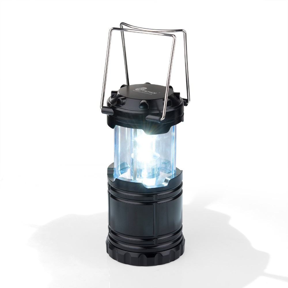 Led Outdoor Small Folding Camping Lantern With Metal Feet,Portable ...