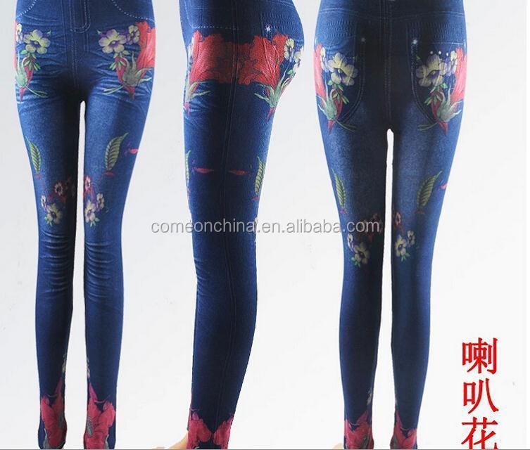 5aeb08ed7d2 Plus Size Leggings Fat Women Jeans Leggings - Buy Plus Size Leggings ...