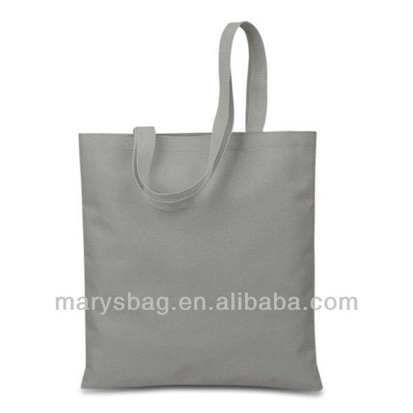 600 Denier polyester Basic Tote Bag - Eco Friendly