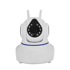 OEM/ODM factory Mini Smart Home P2P Cloud Motion Detection PT Small IP Wifi Wireless Security Cameras with Free Android iOS APP