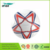 Wholesale official size and weight colorful hand-sewn street soccer ball