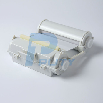 Puty good quality compatible bepop printer white ribbon CPM-100HC CPM-100