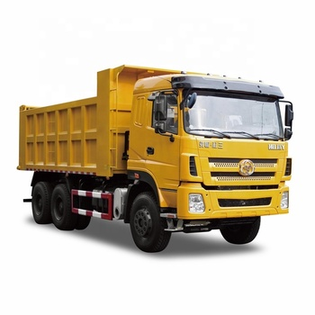 China Dumper 10 Tires 25 Ton Sand Tipper Truck For Sale In