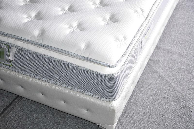 Single Thin Luxury Memory Foam Topper Hospital Bed Mattress