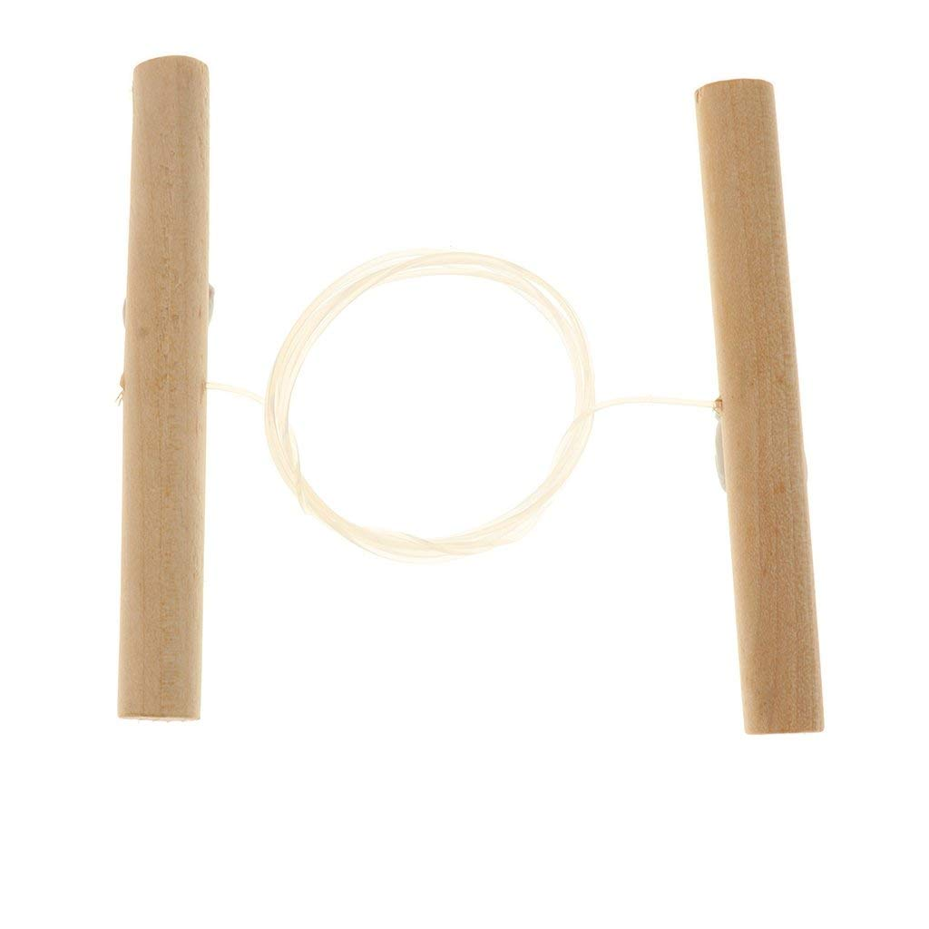 Fityle Nylon Wire Clay Cutter for Sculpey Cheese Cutting Soap Pottery Ceramic Tools