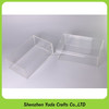 acrylic boxes with sliding lids for storage, acrylic sliding lid shoe box in high quality