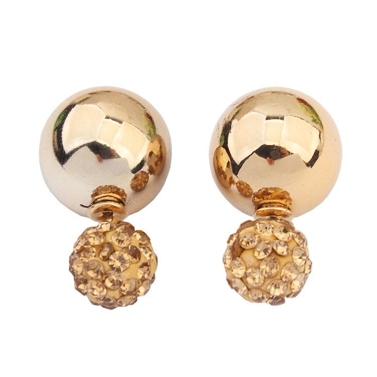The gallery for --> Aretes De Oro Para Mujer