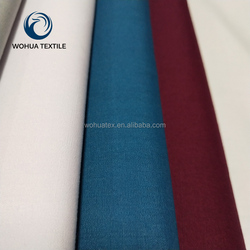 Qood quality 65% polyester 35% cotton poplin fabric roll packing all type of grey fabric