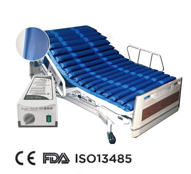 Air hospital latex mattress