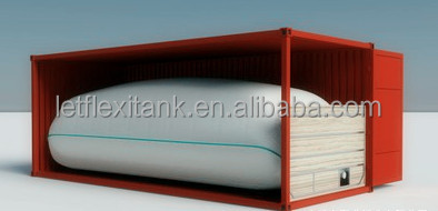 Flexibag For 20ft Container with Flexitank Heating Pad