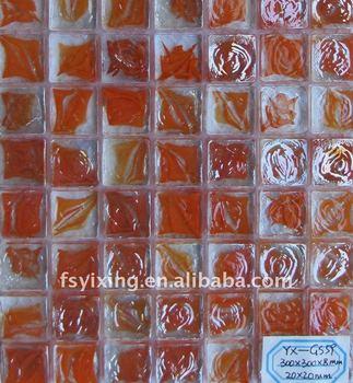 Hiasan dinding gs59 merah daur ulang kristal ubin mosaik kaca untuk hiasan dinding gs59 merah daur ulang kristal ubin mosaik kaca untuk dapur ubin kamar mandi thecheapjerseys Gallery
