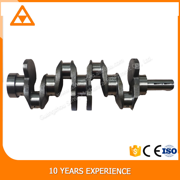 High quality Volvo diesel engine 4D56 Crankshaft products you can import from china