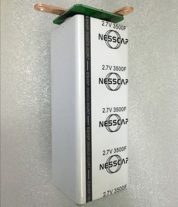NESSCAP super capacitor 2.7V 3500F super capacitor battery electric car battery solar battery