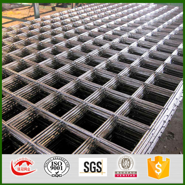 Stainless Steel Concrete Reinforcing Mesh / Steel Bar Welded Wire ...