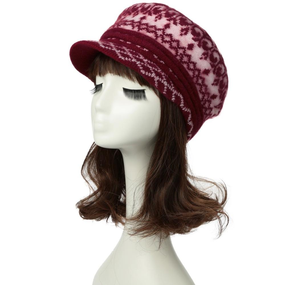 Encuentre el mejor fabricante de gorros tejidos a crochet con visera ...