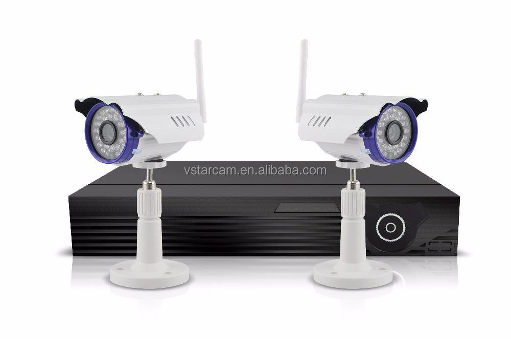 NVR kit 8 channel HD Security Wireless Camera 1080p hd ip security camera