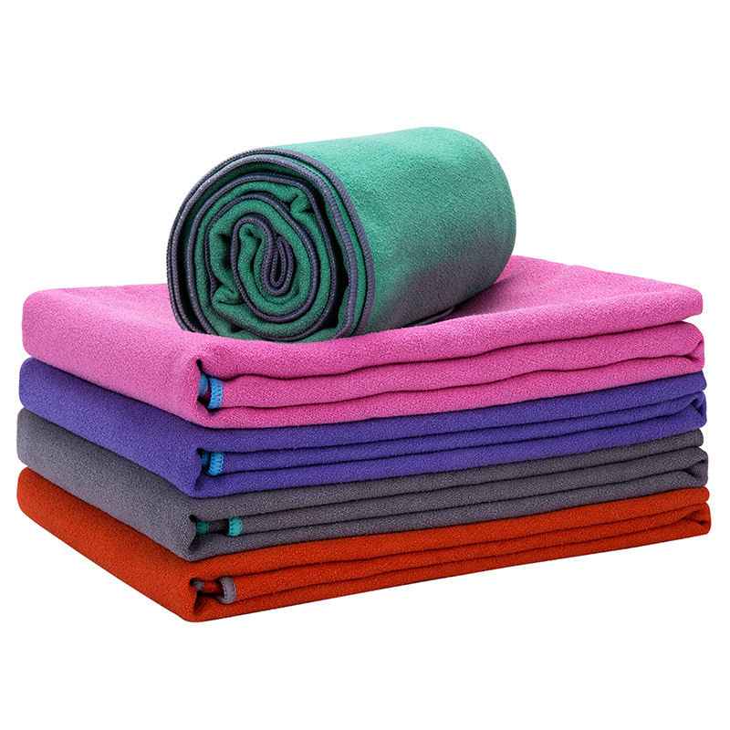 Wholesale 183x61cm Premium high absorbent Sports Yoga towel Microfiber towel Yoga Towel