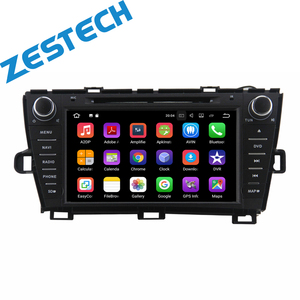 android car multimedia for Toyota Prius with dvd gps