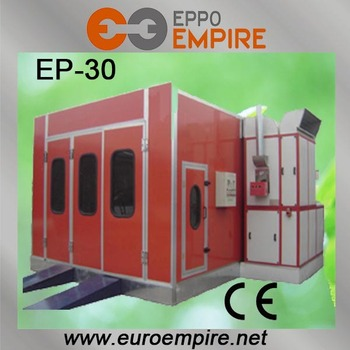 Excellent Big Spray Booth/ Bus Paint Booth / Truck Paint ...