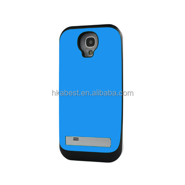 Recharging battery Case for samsung galaxy s4, 3500mAh battery case with front case for sam s4/ i9500