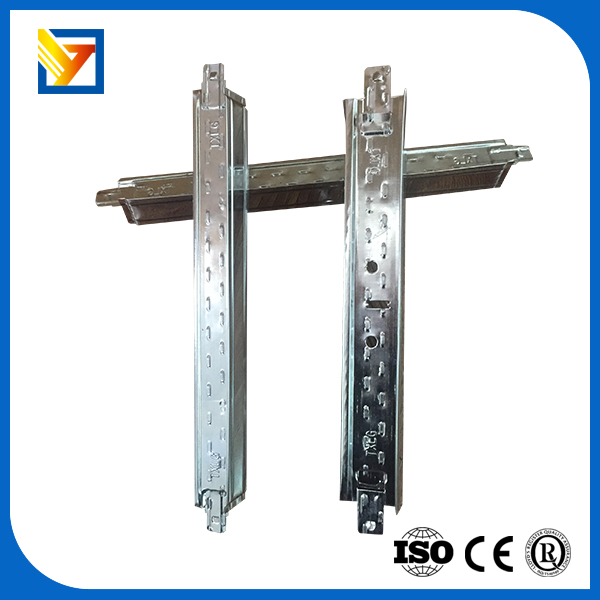 aluminum suspension ceiling t grids galvanized ceiling light steel keel