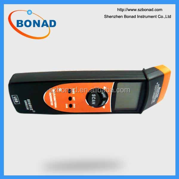infrared thermometer SM8238 measuring instruments in mechanical