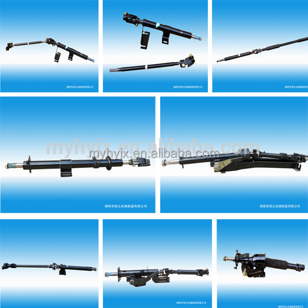China Supplier Auto Spare Parts Eq04 Tractor Steering Real Axle ...