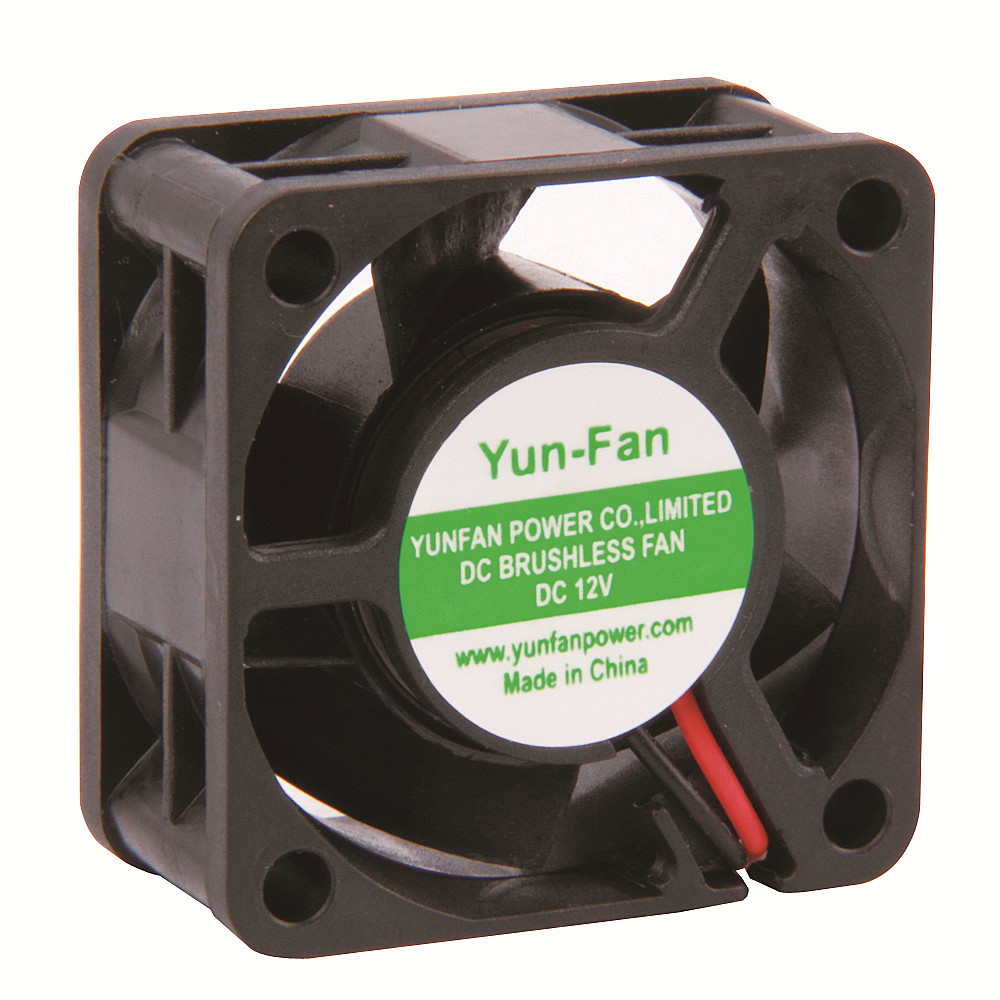 Yun-Fan 24 V 12 V 5 V DC Aixial Fan 4020 mini quiet cpu cooling fan