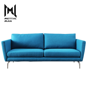 divan living room furniture wide fabric sofa modern three seat lounge suite fabric sofas