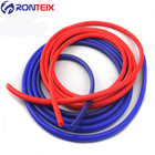 Heat Resistant 3mm/4mm/6mm Flexible Silicone Vaccum Hose/Piping/Tube