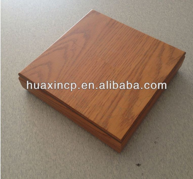 low price walnut wooden box, MDF wood box in Alibaba China