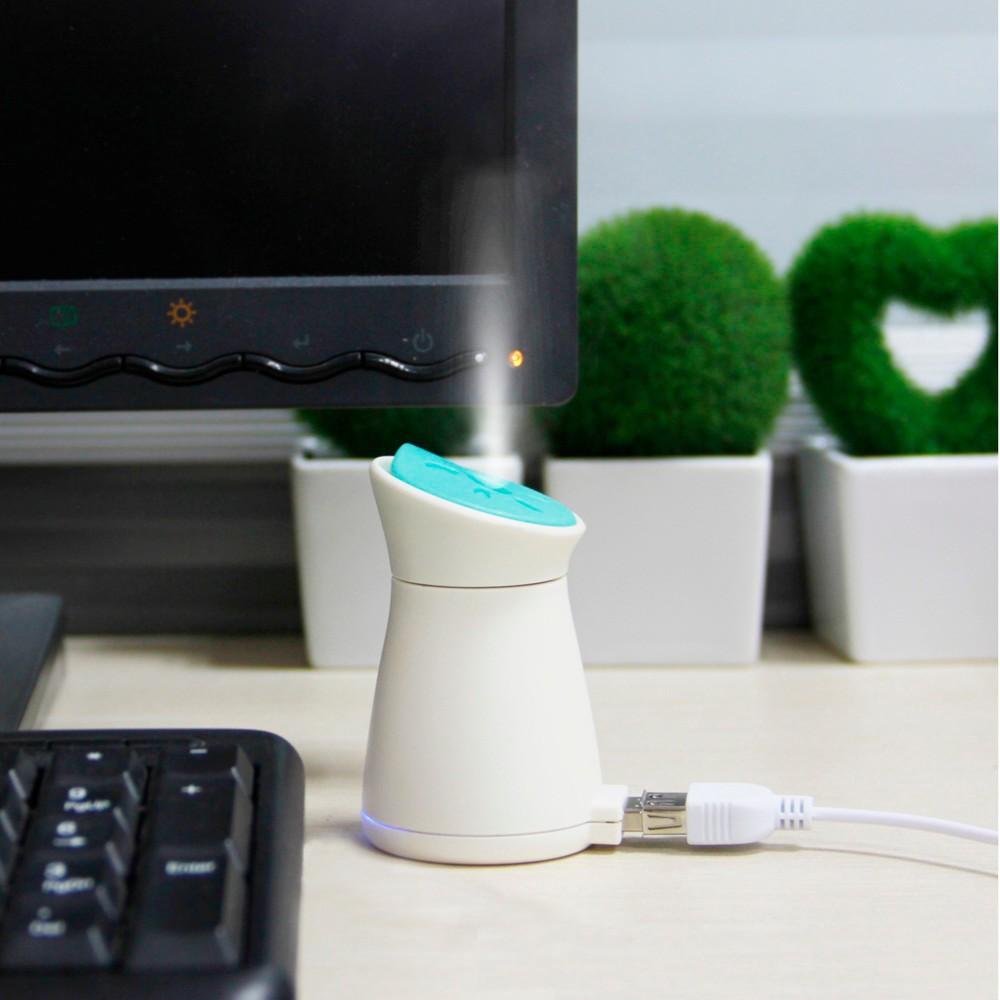Mni usb humidificador aroma casa difusor de fragancia para - Humidificadores para casa ...