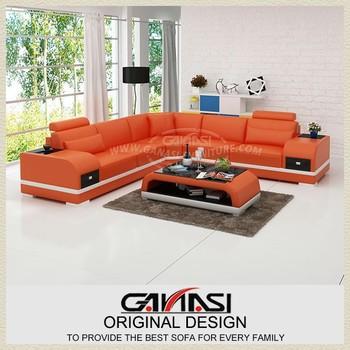 Ganasi Simple Corner Sofa Design ModernCorner Sectional