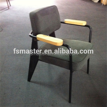 Humanity Design Fauteuil Direction Jean Prouve Fabric Chair Buy