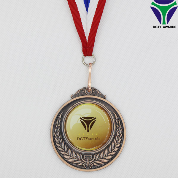 Wholesale factory price cheap your own logo blank medal