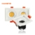 HH18 Dimmable Concealed House Commercial Decorative Recessed Celling Square COB Spot Flush Mount Indoor LED Ceiling Light