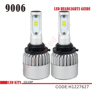 9006 8000lm 6500K 24V 35W IP65 car led headlight set HIGH POWER IMPORTED CSP CHIPS