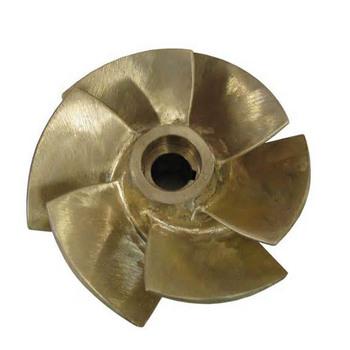 High Precision Bronze Axial Flow Propeller Submersible Pump Propeller - Buy  Pump Propeller,Submersible Pump Propeller,Bronze Axial Flow Propeller